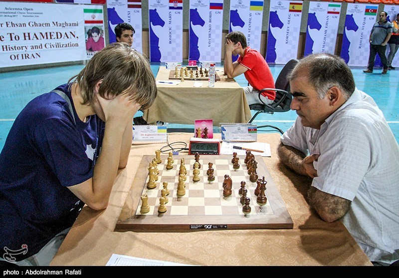 نخستین دوره مسابقات چلنج شطرنج در مشهد برگزار میشود