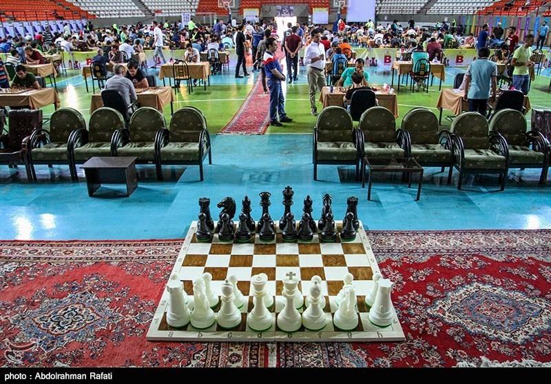 مسابقات شطرنج بین المللی ابن سینا - همدان