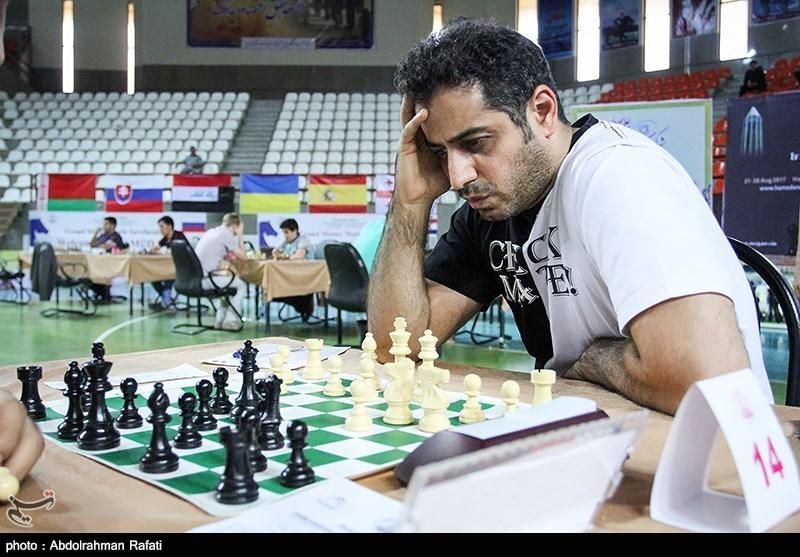 احسان قائممقامی قهرمان شطرنج برق آسای جام پایتخت شد