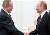 اعمال فشار تلآویو بر مسکو درباره حضور نظامی ایران در سوریه