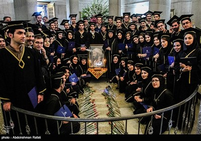 Medical Graduates Pay Tribute to Avicenna