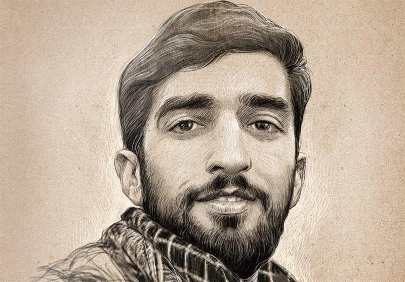 پیکر مطهر شهید حججی تحویل حزبالله شد+فیلم و عکس