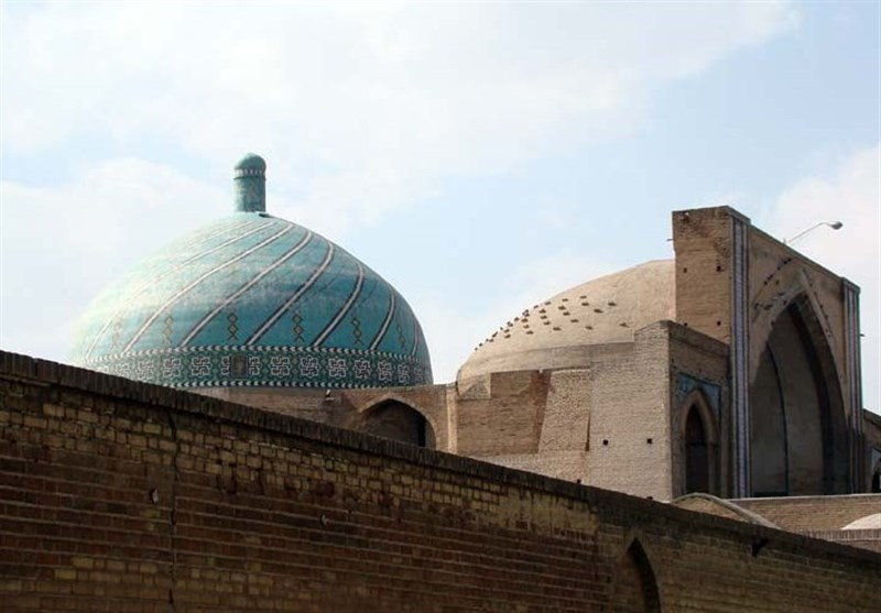 Jame Mosque of Qazvin: One of the Oldest Mosques in Iran