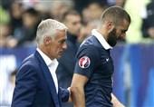 بنزما باز هم به تیم ملی فرانسه دعوت نمیشود