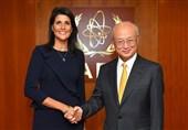 Iran Slams US Pressure on IAEA