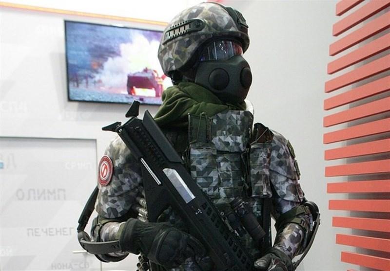 طراحی لباس هوشمند سربازان با استفاده از 12 سنسور
