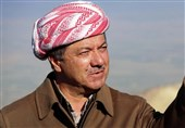 """بارزانی: """"اسرائیل"""" الوحیدة التی تؤید الاستفتاء فی کردستان"""