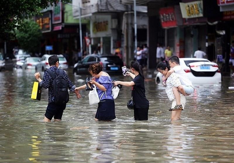 چین میں سمندری طوفان سے 16 افراد ہلاک اور 150 سے زائد زخمی