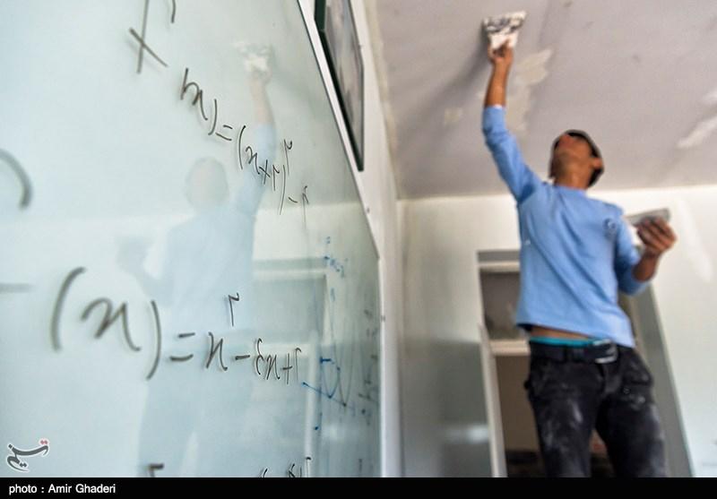 140 مدرسه خراسان شمالی نیازمند بازسازی است
