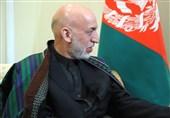 «حامدکرزی»: آمریکا به دنبال تشدید آتش جنگ در افغانستان است