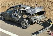 تصادف در جاده پارسآباد 2 کشته برجای گذاشت