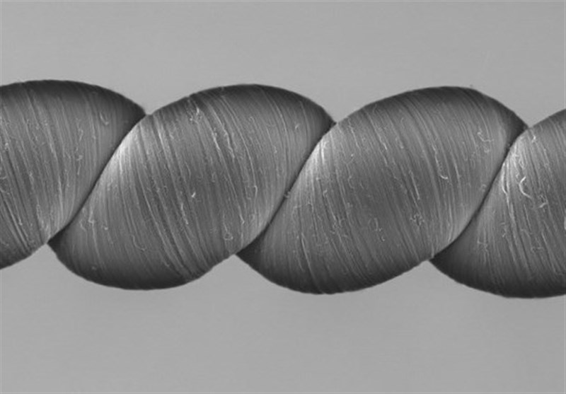 Energy-Harvesting Yarns Generate Electricity