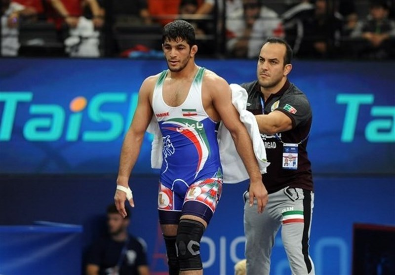 Iran S Hassan Yazdani Wins Gold At Uww World Championships