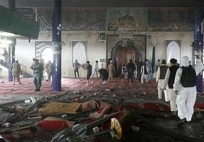 افغانستان؛ شیعہ مساجد پر خودکش حملوں میں شہداء کی تعداد 72 ہوگئی
