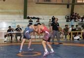 مسابقات کشتی آزاد نوجوانان مازندران جام شهید حججی برگزار شد