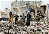 جنایت عربستان در فج عطان یمن