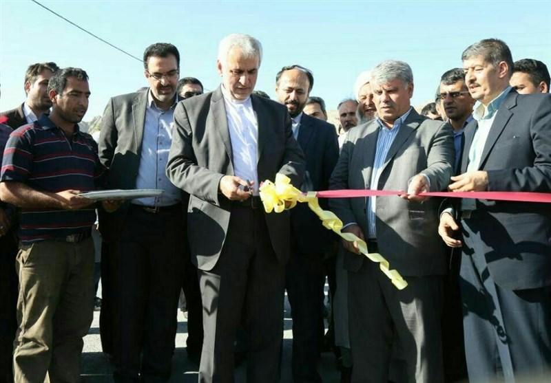 ۷۶ پروژه عمرانی در مانه و سملقان افتتاح شد