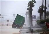 وقوع توفان گردوخاک در شمال سیستان و بلوچستان و زابل