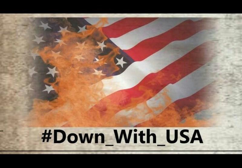 پاکستان بھر میں امریکہ مخالف مظاہرے جاری؛ آج آئی ایس او کے جوان سڑکوں پر نکلیں گے