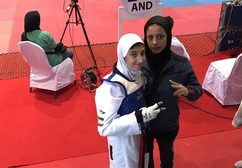 Iran's Nematzadeh Takes Gold at World Cadet Taekwondo Championships