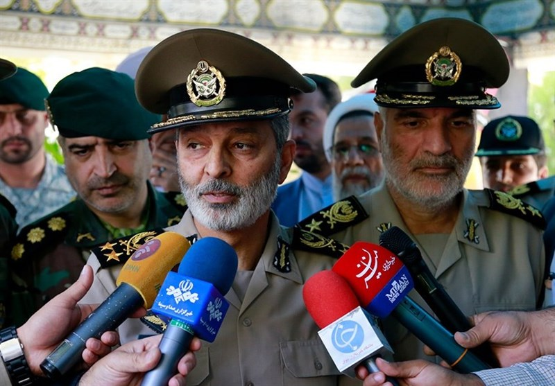 Army Commander Lauds Iranian Air Defense Systems