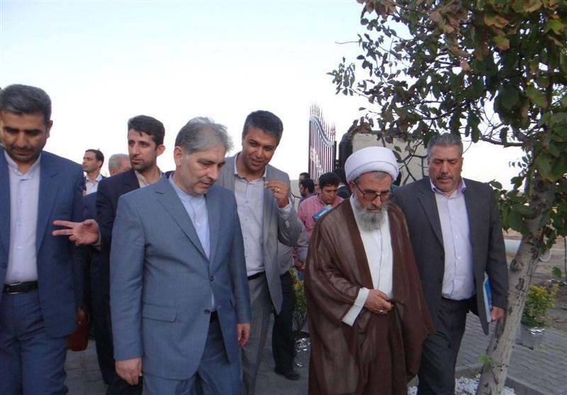 افتتاح پروژههای هفته دولت در آذربایجان شرقی به روایت تصویر