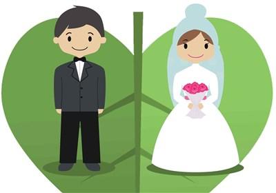 عجیبترین رسوم ازدواج
