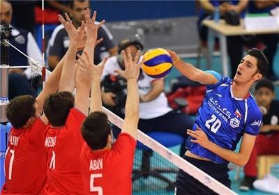 تیم والیبال نوجوانان ایران قهرمان جهان شد