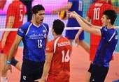 Iran U-19 Volleyball Team Beats Cuba: Friendly