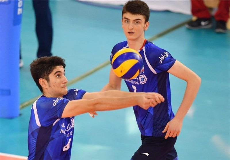 Iran Draws with Poland at Boys' U-19 World C'ship