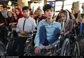 جشن کودکان و نوجوانان معلول ضایعه نخاعی