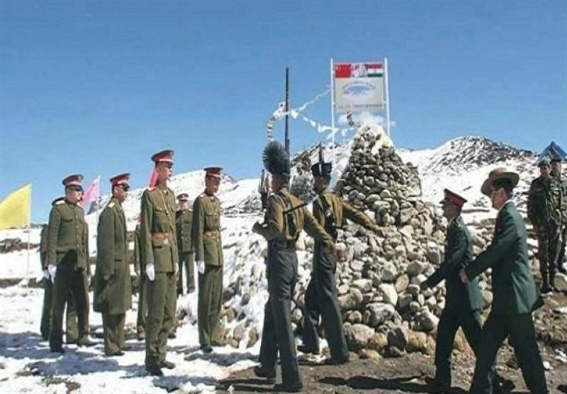 چین اور بھارت کا متنازعہ علاقے سے فوجیں ہٹانے کا اعلان