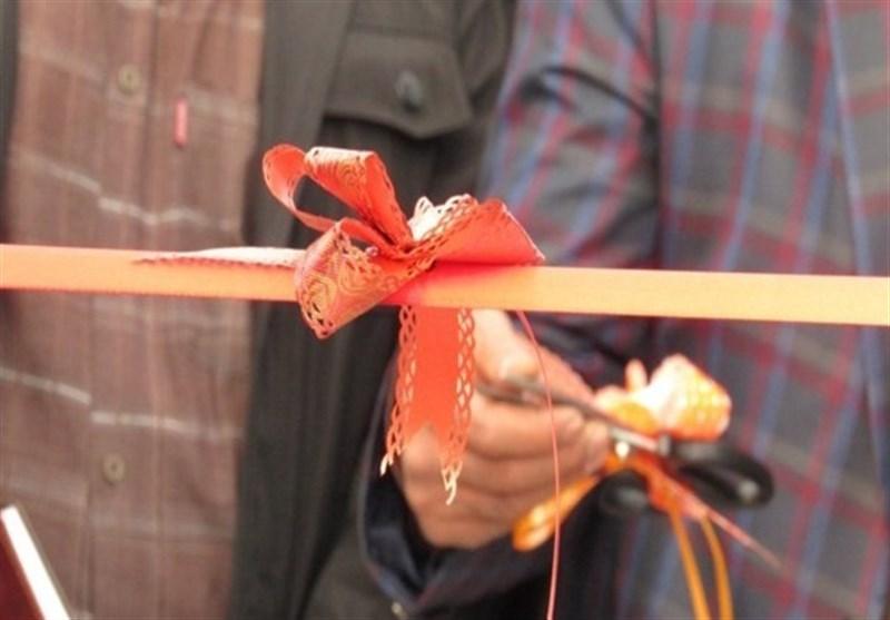 6 پروژه عمرانی و آبرسانی در منطقه کاشان به بهرهبرداری رسید