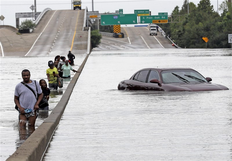 Hurricane Harvey Death Car  Year Old