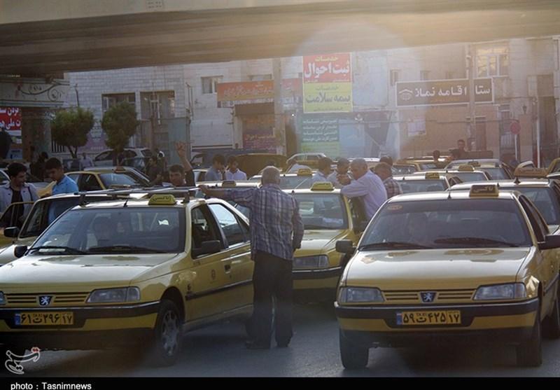 گزارش مردمی تاکسیرانی-ارومیه