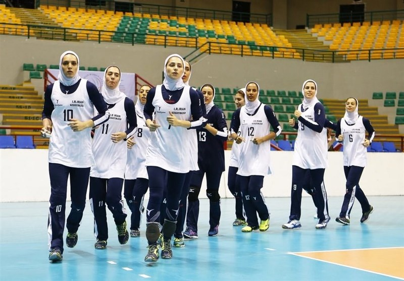 Iran Loses to Thailand at FIVB Women's World Championship Asian Qualifiers