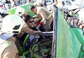 تصادفات جادهای در خراسان جنوبی 8 کشته برجای گذاشت؛ 64 نفر مجروح شدند