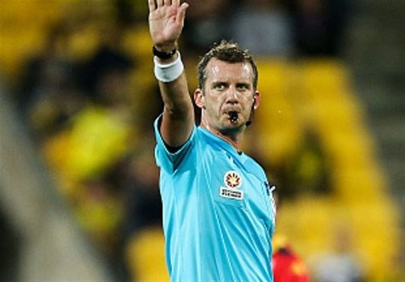 Australian Referee Green to Officiate S. Korea v Iran in World Cup Qualifier