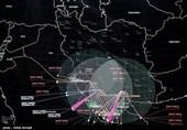 اخبار رزمایش|رصد آسمان رزمایش ارتش با استفاده از انواع سامانههای راداری