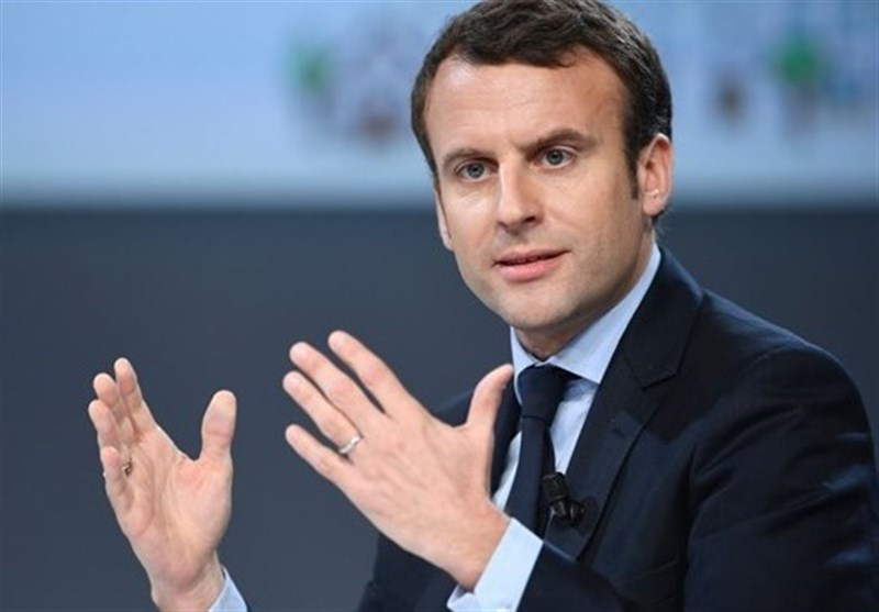 EU Must Defend Firms against US Iran Sanctions: Macron