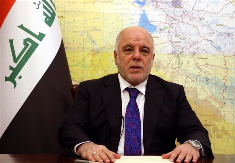 العبادی: مستعدون للتدخل عسکریاً إذا أدى استفتاء کردستان العراق إلى العنف