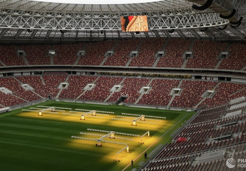 45 آپشن جدید در ورزشگاه فینال جام جهانی 2018