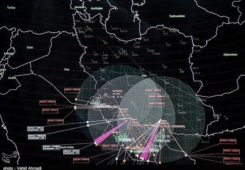 آغاز به کارمرکز عملیات فرماندهی پدافندهوایی خلیج فارس