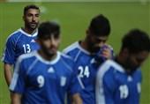 قدوس تیم ملی ایران را انتخاب کرد