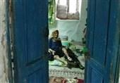 """سپاه گیلان برای """"ننه مه لقا"""" منزل مسکونی میسازد+عکس"""