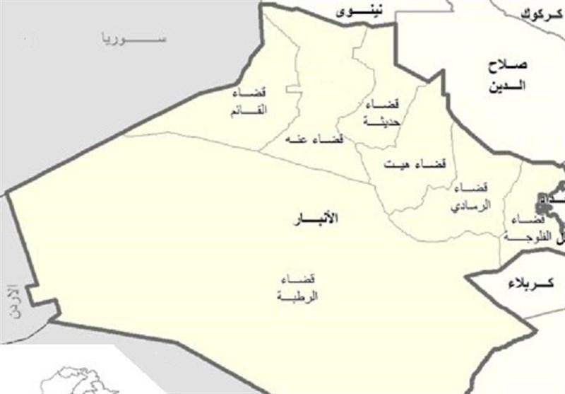 صوبہ الانبار کے شہر عانہ میں داعش کے خلاف آپریشن کا آغاز