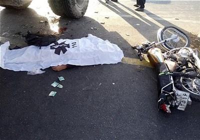 کاهش جانباختگان تصادفات رانندگی در تهران/ نیمی از فوتیها راکب موتورسیکلت بودند