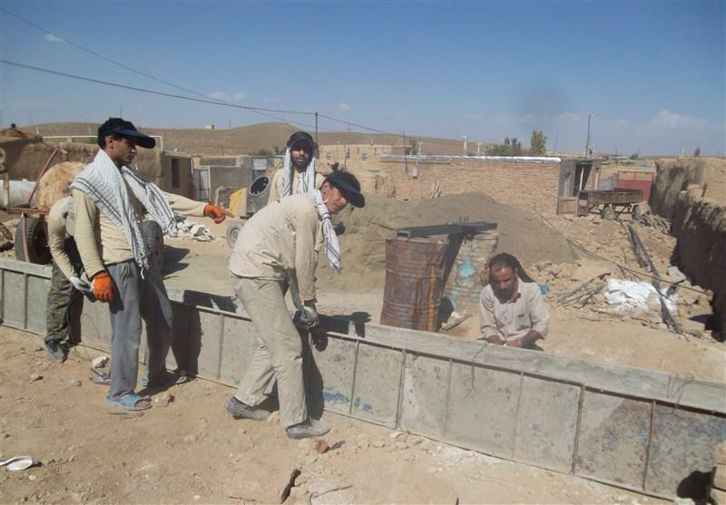 توسعه و آبادانی 88 روستای خراسانرضوی در دستور کار سپاه است