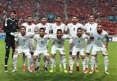 جایگاه تیم ملی فوتبال ایران در تازهترین ردهبندی فیفا تغییر نکرد
