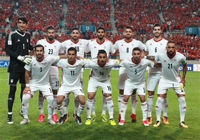 جایگاه تیم ملی فوتبال ایران در تازه ترین رده بندی فیفا تغییر نکرد
